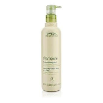 Aveda Shampure Hand And Body Wash - 250ml/8.5oz