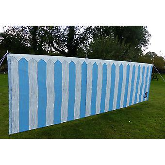 Picket Fence 4 Pole Compact Windbreak (Steel poles)