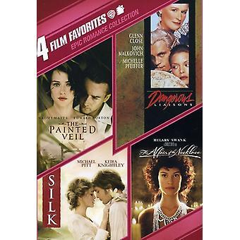 Epic Romances [DVD] USA import