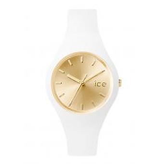 Ice-Watch Ice-Chic White Gold Medium Damenuhr (Ice. CC. WGD. U.S.15)