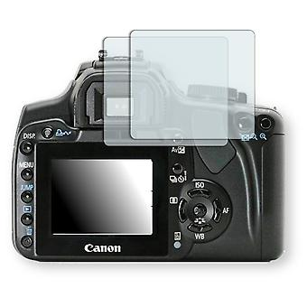 Canon EOS Rebel XTi screen protector - Golebo crystal clear protection film