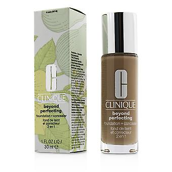 Clinique Beyond Perfecting Foundation & Concealer - # 06 Ivory (VF-N) 30ml/1oz