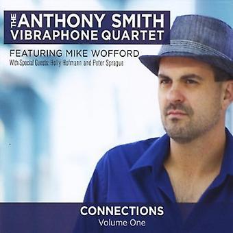 Smith, Anthony Vibraphon Quartett - Smith, Anthony Vibraphon Quartett: Vol. 1-Verbindungen [CD] USA import