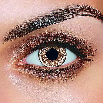 Mystic Hazel Contact Lenses (Pair)