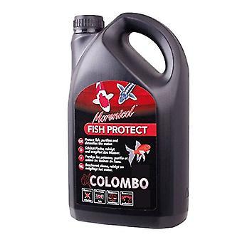 Protéger les poissons Colombo détoxifie l'eau du robinet