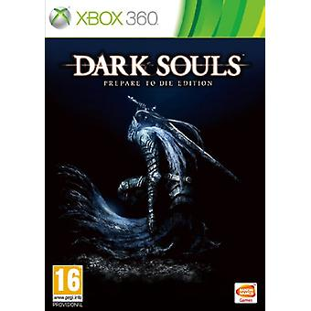Dark Souls förbereda att dö Edition (Xbox 360)