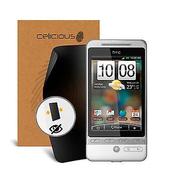 Celicious Privacy 2 vie Visual Black Out Screen Protector per HTC Hero