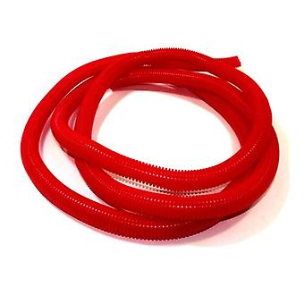 Taylor Cable 38810 Red Convoluted Tubing