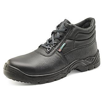Click Non Metallic Composite Chukka Safety Boot Black S3 - Cf50Bl