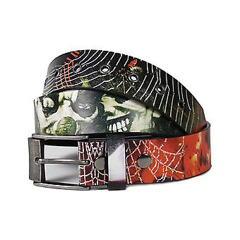 Lowlife Graveyard Shift Leather Belt