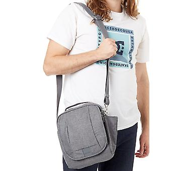 Pacsafe Dark Tweed Metrosafe LS200 Sling - 7 Litre Messenger Bag