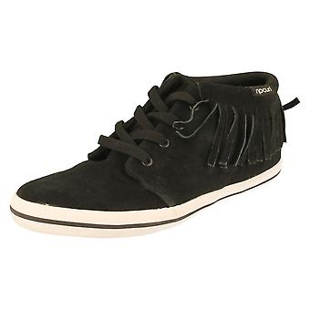 Ladies Rip Curl Skate Shoes Tacy Mid Fringe