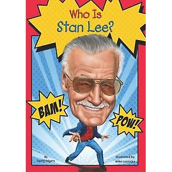 Who is Stan Lee? by Geoff Edgers - 9780448482361 Book