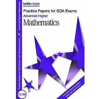 Advanced Higher Maths by Edward Mullan - 9781843728603 Book