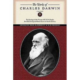 The Works of Charles Darwin Volume 9 by Darwin & Charles