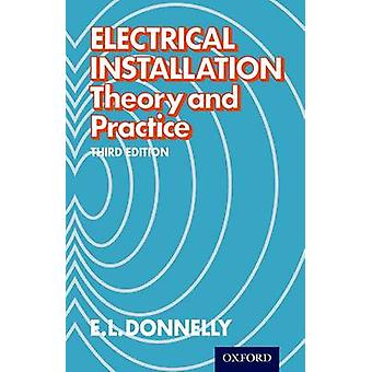 Elektroinstallation - Theorie und Praxis (3. überarbeitete Auflage) b