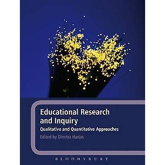 Pedagogisk forskning och utredning - kvalitativa och kvantitativa Approa