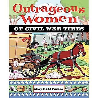 Upprörande kvinnor i inbördeskriget gånger