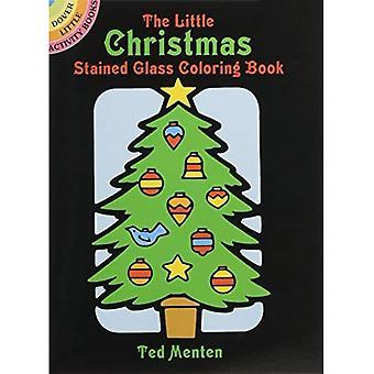 Le petit Noël vitrail (Dover petits livres d'activité)