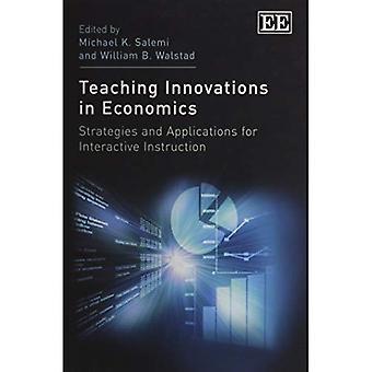Innovaciones en la economía de la enseñanza: estrategias y aplicaciones para la instrucción interactiva