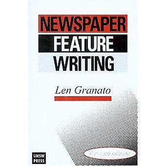 Krant beschikken over schrijven