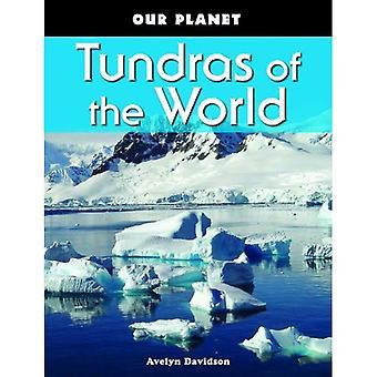 Tundras van de wereld (onze planeet)