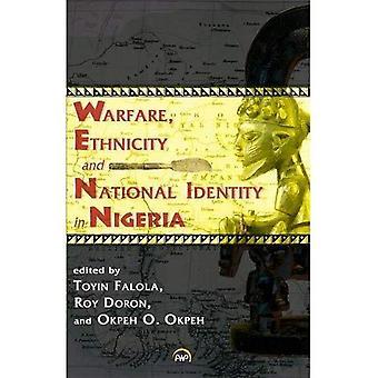 Krigföring, etnisk och nationell identitet i Nigeria