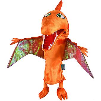 Fiesta Crafts Pterodactyl Moving Mouth Hand Puppet - Big
