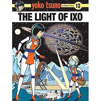 The Light of Ixo (Yoko Tsuno)