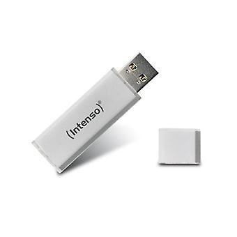 INTENSO 3531490 USB 3.0 weiß 64 GB USB-Stick