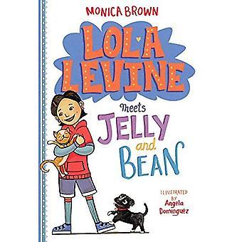 Lola Levine spełnia galaretki i fasoli (Lola Levine)