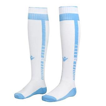 2013-14 Lazio Home Macron Socks (White)