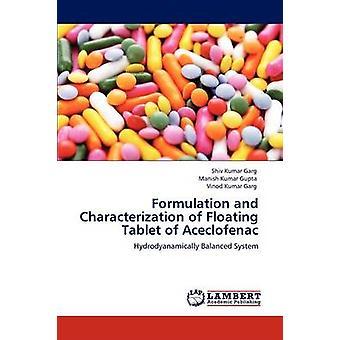 Formulering och karakterisering av flytande tablett av Aceclofenac av Garg & Shiv Kumar