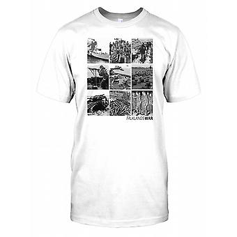 Falklands War - British Military Kids T Shirt