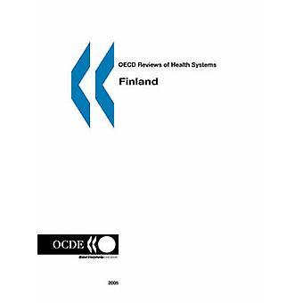OECD: S recensioner av Health Systems Finland av OECD. Publicerad av OECD Publishing
