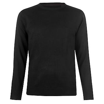 Pierre Cardin Mens Knit Jumper Blouse Pullover Long Sleeve Crew Neck Top