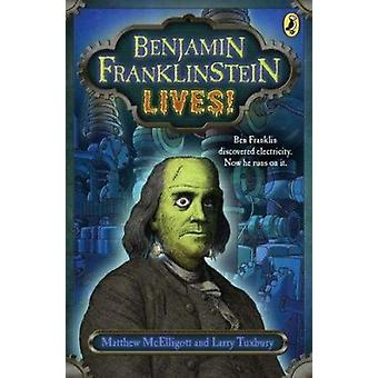 Benjamin Franklinstein Lives! by Matthew McElligott - Larry David Tux