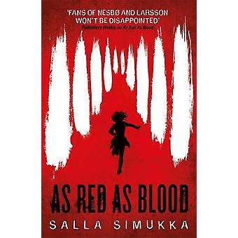 As Red as Blood by Salla Simukka - 9781471406645 Book