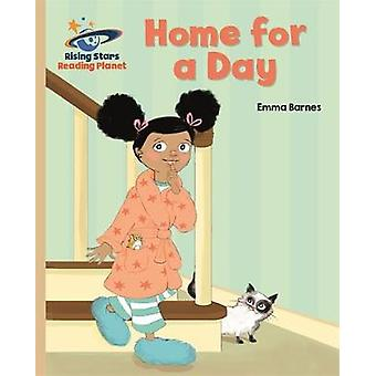 Reading Planet - Home for a Day - Gold - Galaxy by Emma Barnes - 97814