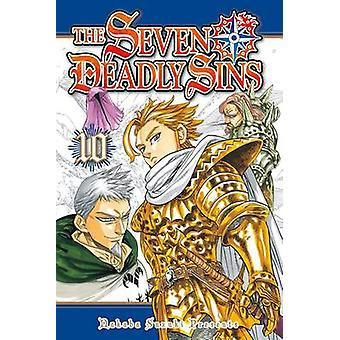 The Seven Deadly Sins 10 by Nakaba Suzuki - 9781612628318 Book