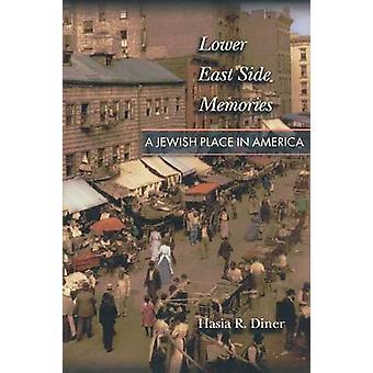 انخفاض ذكريات الجانب الشرقي-مكان يهودي في أمريكا قبل العشاء هسيا ر.