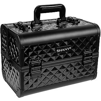 SHANY Fantasy Collection Makeup Artists Cosmetics Train Case