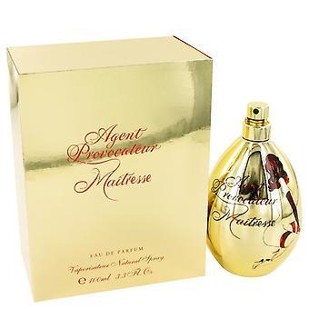 Agent Provocateur Maitresse Eau De Parfum Spray By Agent Provocateur 100 ml