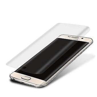 Samsung Galaxy S6 Edge solide Screen Protectors Clarivue Schermbeveiligers