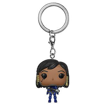 Overwatch Pharah lomme pop! Nøglering