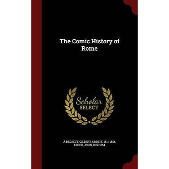 The Comic History of Rome by Beckett & Gilbert Abbott