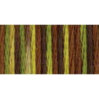 Dmc Color Variations Six Strand Embroidery Floss 8.7 Yards Camouflage 417F 4068
