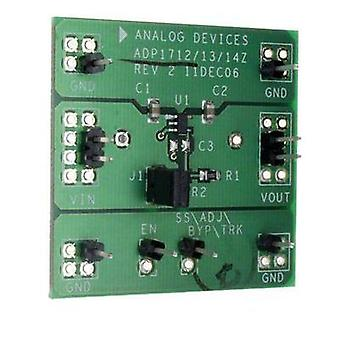 PCB design board Analog Devices ADP1712-EVALZ