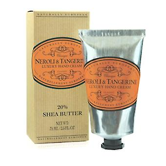 Naturally European luxury hand cream neroli & Tangerine 75ml
