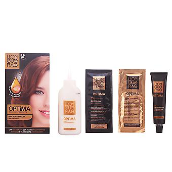 OPTIMA hair colour #7.24-almond blond